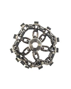"Cyclone Circular Chain 4"" for 1/2"" shaft"