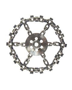 "Cyclone Circular Chain 8"" for 1/2"" shaft"