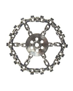 "Cyclone Circular Chain 8"" for 1/2"" shaft"