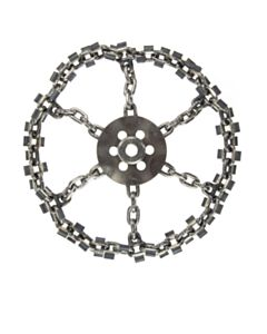 "Cyclone Circular Chain 9"" for 1/2"" shaft"
