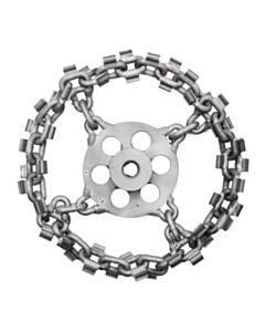 "Cyclone Circular Chain 4"" for 1/3"" shaft"