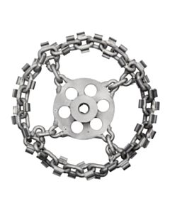 "Cyclone Circular Chain 4"" for 1/3"" shaft"