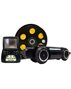 DT340L Pipe Crawler Package