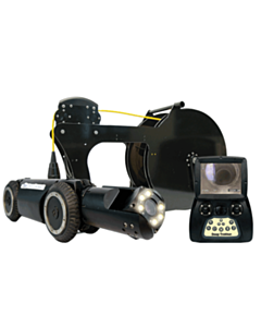 DT-340S Pipe Crawler Camera Package