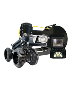 DT-340X Pipe Crawler Package