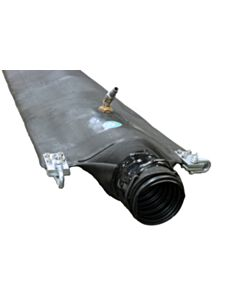 "PipePatch Flow Through Pillow Packer 15""-24"" x 48"" w/Harness"