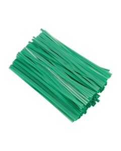 Green Wire Ties