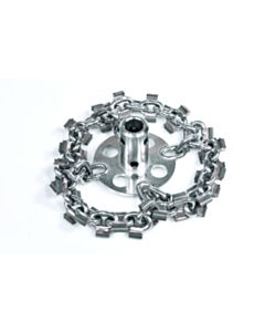 """6"""" Circular Chain Knocker for 3/8"""" Cable with 1 Chain DCSS-WC-2150-4"""