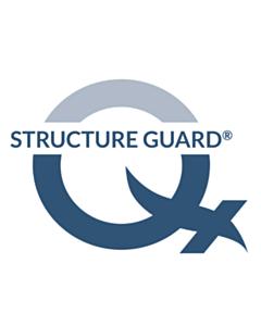 Quadex Structure Guard- FM 1.5 Gal. (1 Gal. x ½ Gal.) Kit